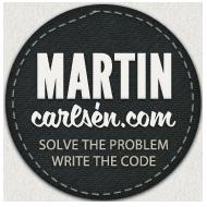 martincarlsen.com logo